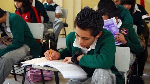 Evaluó hoy la SEGE a 68.000 alumnos de escuelas primarias