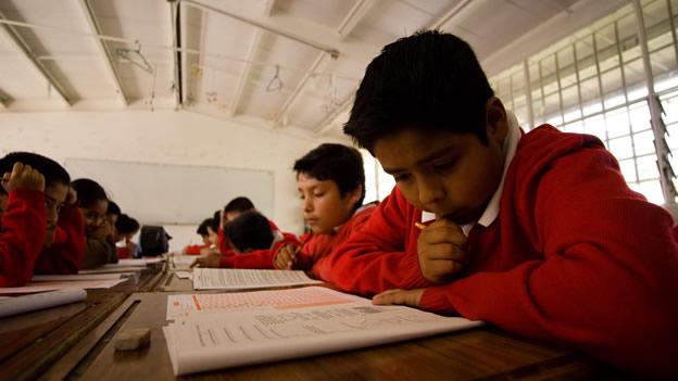 Evalúan a casi 68mil alumnos en la olimpiada del conocimiento