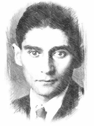 Un texto de Kafka «Ante la ley»..