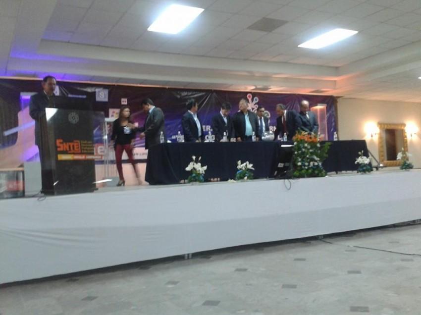 Se lleva acabo el  1er. Congreso Internacional de Tecnologías Aplicadas a la Educación.