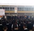 El Gobernador del estado FTF inauguró el ciclo escolar 2014-2015.