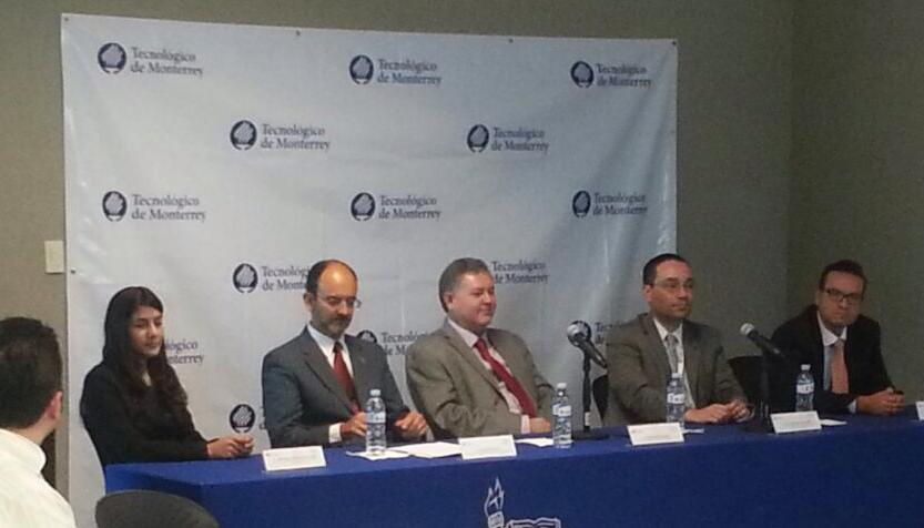 Presenta el   Tec. de Monterrey  SLP 2° Foro de Innovación en Negocios