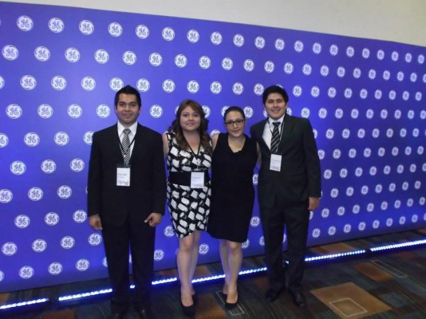 Reconocimiento nacional a estudiantes de la UASLP
