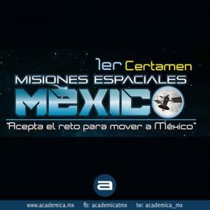 Estudiantes de la UP 1er lugar del concurso misiones espaciales México.
