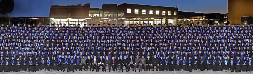 522 estudiantes se gradúan de la Universida Politécnica
