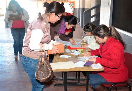 Se recibieron 222 mil solicitudes de ingreso en preinscripciones de nivel básico en SLP