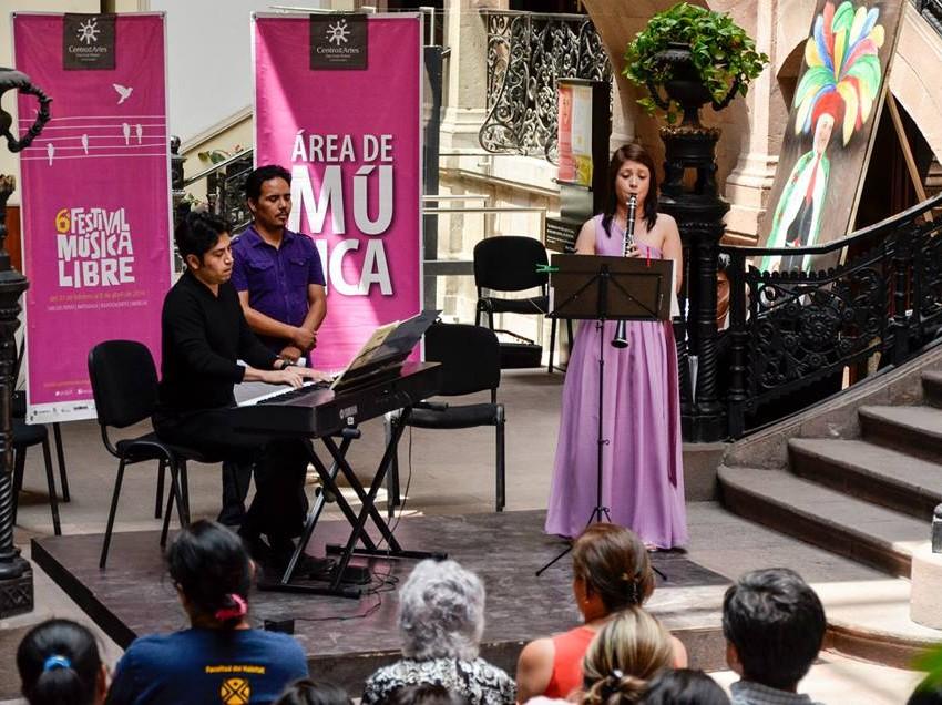 Inicia el Festival Música Libre con la agrupación alemana Doppelmoppel