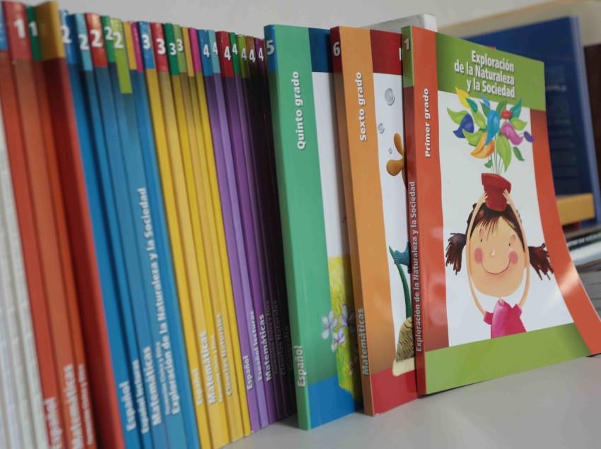 Entrega la Conaliteg 220 millones de libros de texto gratuitos