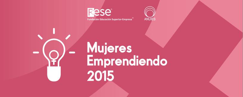 La UASLP invita a participar en el Certamen Mujeres Emprendiendo 2015