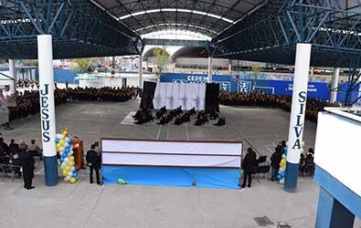 Inauguran nuevos espacios educativos en la Jesús Silva Herzog.