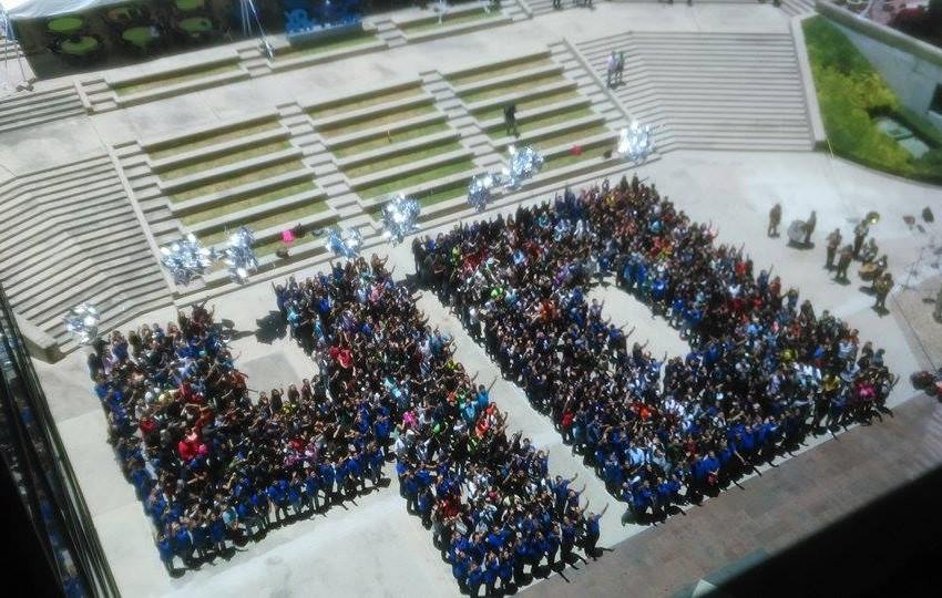 El Tec. de Monterrey campus SLP celebro su 40 aniversario