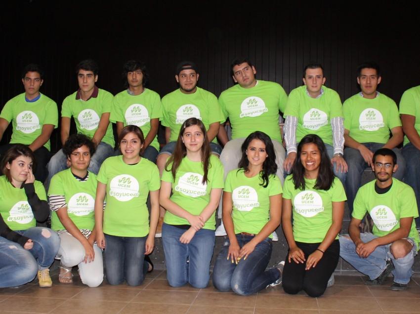 Inician cursos alumnos de la UCEM