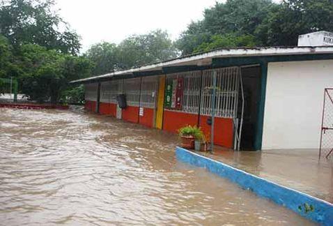 No se suspenderán clases en el estado por recientes lluvias.