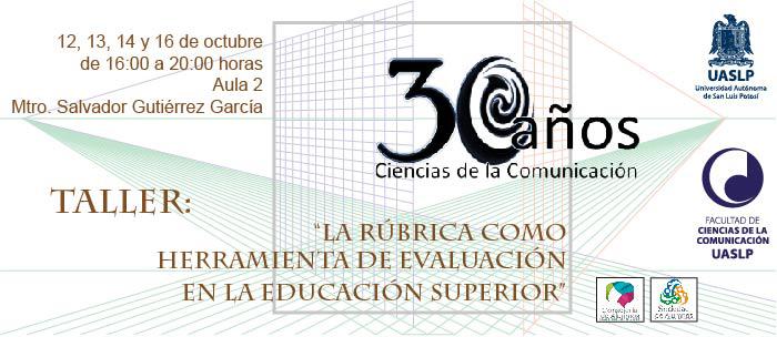 Celebrara la Facultad de Ciencias de la Comunicación sus 30 años.