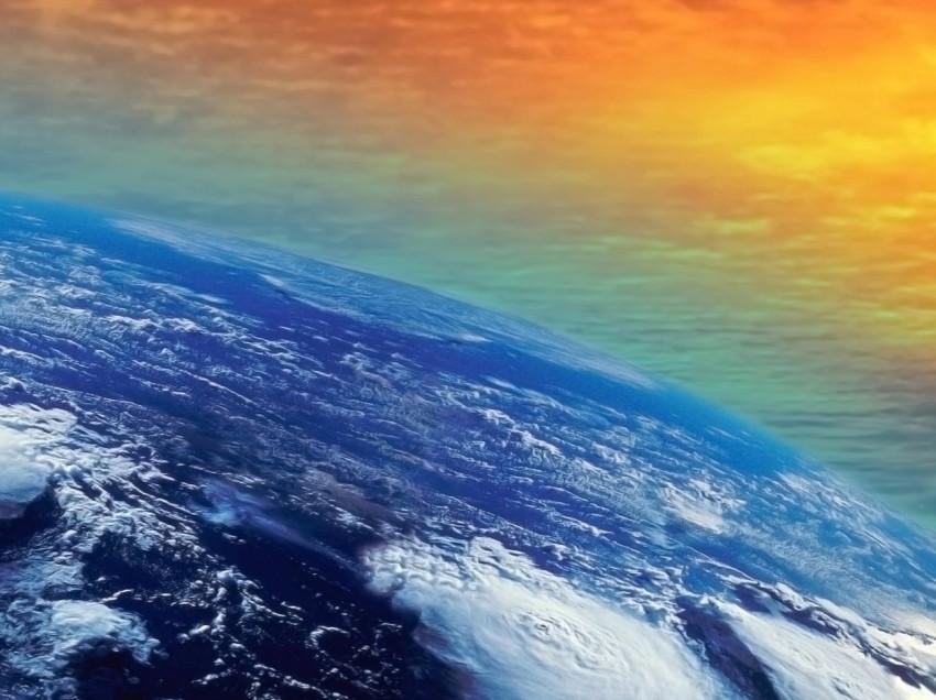 Habrá huracanes y fríos mas intensos en el mundo a causa del cambio climático.