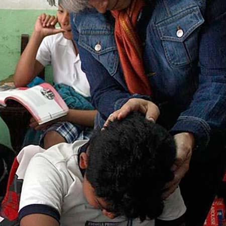 Secretaría de Salud atiende brote de piojos en las escuelas