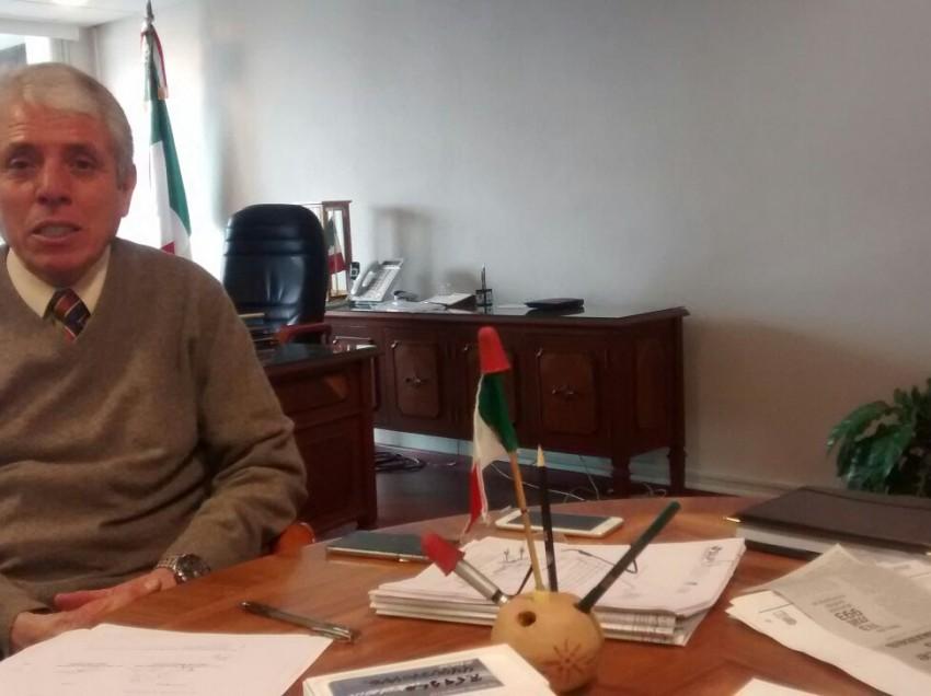 Elevar el nivel del COBACH principal reto:  Amado Vega Robledo