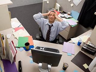 Hacer las cosas a la primera en el trabajo  reduce el estrés.