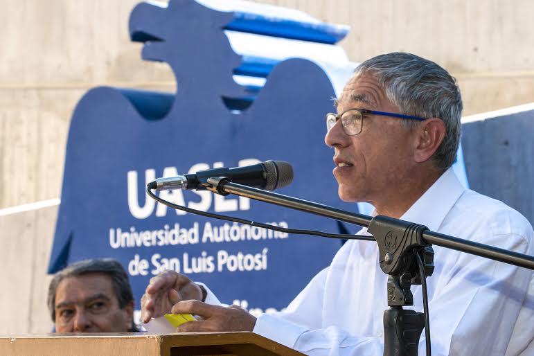 El nuevo Campus Salinas no es un centro educativo de segunda; Salvador Jara Guerrero
