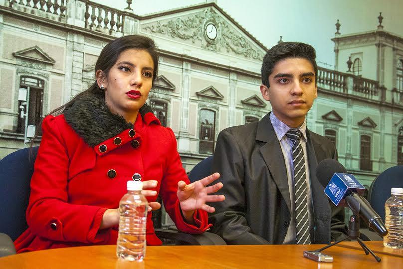 Alumnos de la UASLP participaran en Encuentro de Jóvenes Investigadores en España.