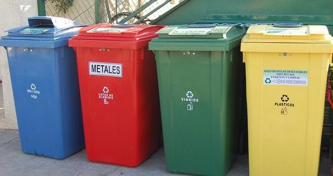 Invitan a la población al acopio de residuos reciclables