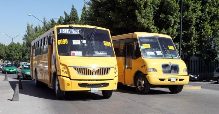 Sería obligatorio seguro por daños a terceros para transporte público