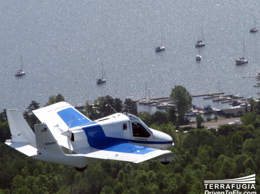 En 10 años podría venderse el primer coche volador