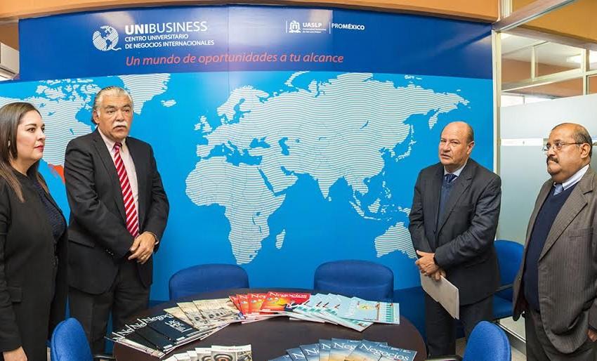 La facultad de Economía inauguró su Centro Universitario de Negocios Internacionales