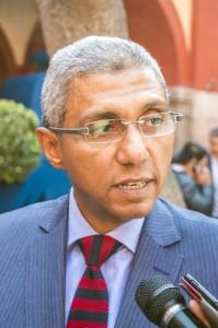 Sr. Yasser Mohamed Ahmed Shaban, Embajador Extraordinario y Plenipotenciario de la República Árabe de Egipto,
