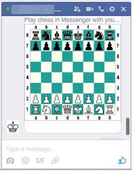 El ajedrez secreto de Facebook