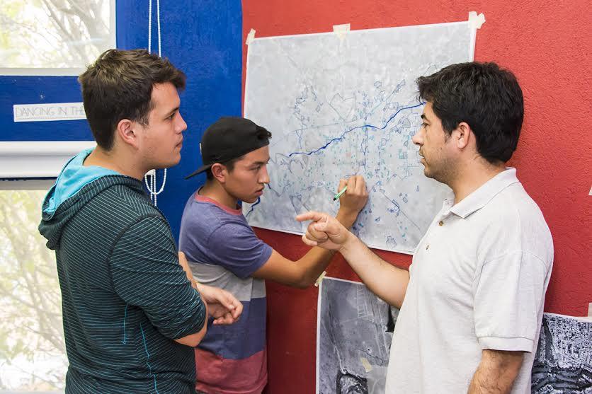 UASLP y la Universidad de Oslo Noruega resolverán movilidad del Rio Santiago