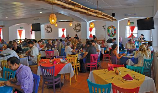 En semana se intensificarán visitas de control sanitario a restaurantes de mariscos