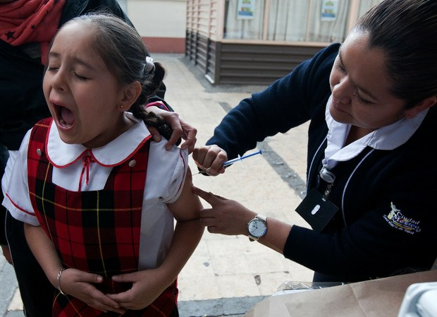 Va en aumento influenza en San Luis
