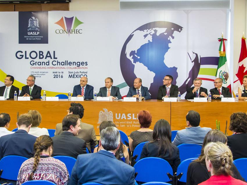La UASLP reúne a 11 países para hablar sobre el intercambio académico