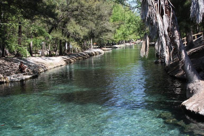 Previo a la temporada vacacional se han revisado parajes naturales y balnearios públicos