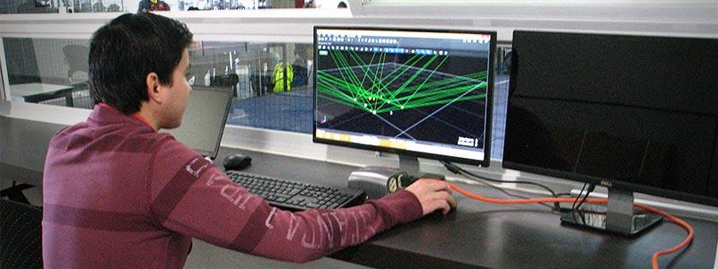Tecnológico de Monterrey crea Arena de Drones