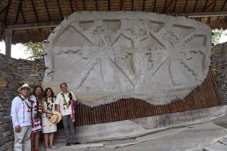 Preservar y difundir la zona arqueológica de Tamtoc prioridad: JMCL