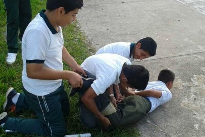 De 100 casos de bullyng solo tres se castigan en San Luis