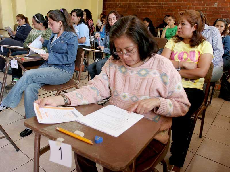 Maestros de San Luis de los mejores en evaluación docente