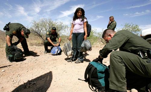 Los migrantes son un peligro para la nación que los recibe