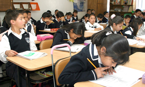 Presupuesto para formación de docentes se incrementará este año en un 800 por ciento