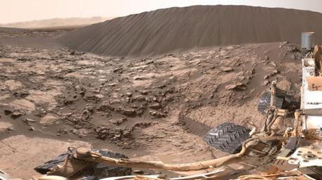 Presenta NASA imágenes inéditas de Marte