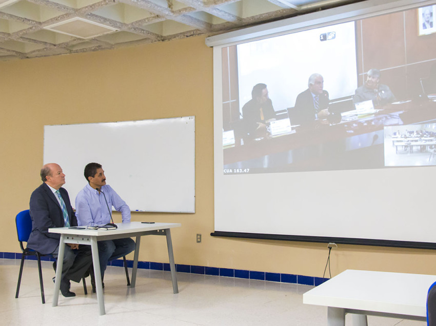 La UASLP participo en el 1er coloquio de Diseño Ambiental de México