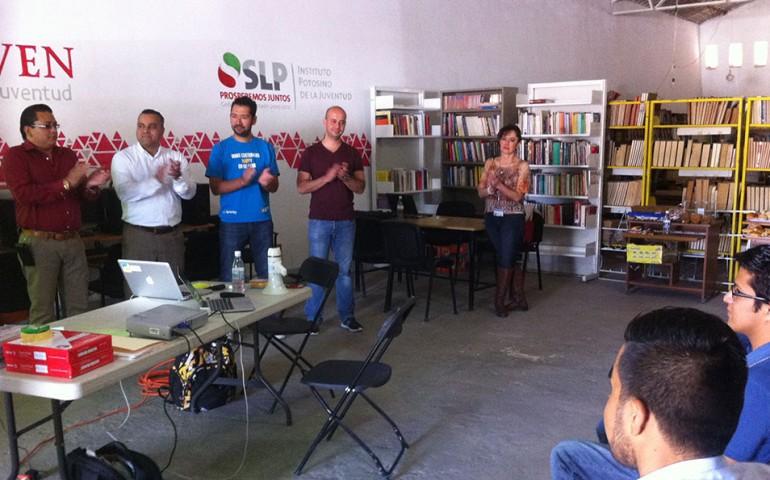 Desarrolla el Tec de Monterrey programa de emprendimiento en Villa de Reyes