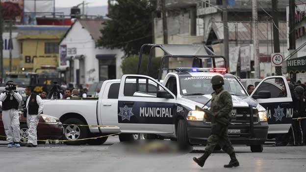 """Violencia en San Luis es por llamado """"efecto cucaracha"""""""