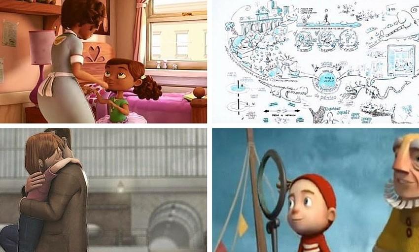 55 cortometrajes para educar en valores