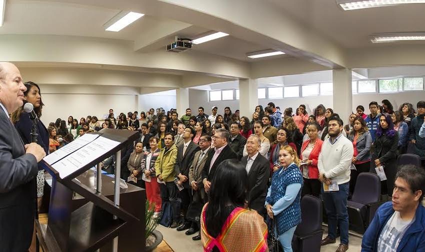 Inaugura la UASLP la VI Conferencia Internacional sobre Bibliotecas y Repositorios Digitales de América Latina