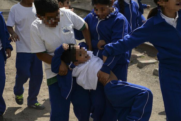 A las escuelas potosinas no les interesa que sus alumnos sufran Bullying