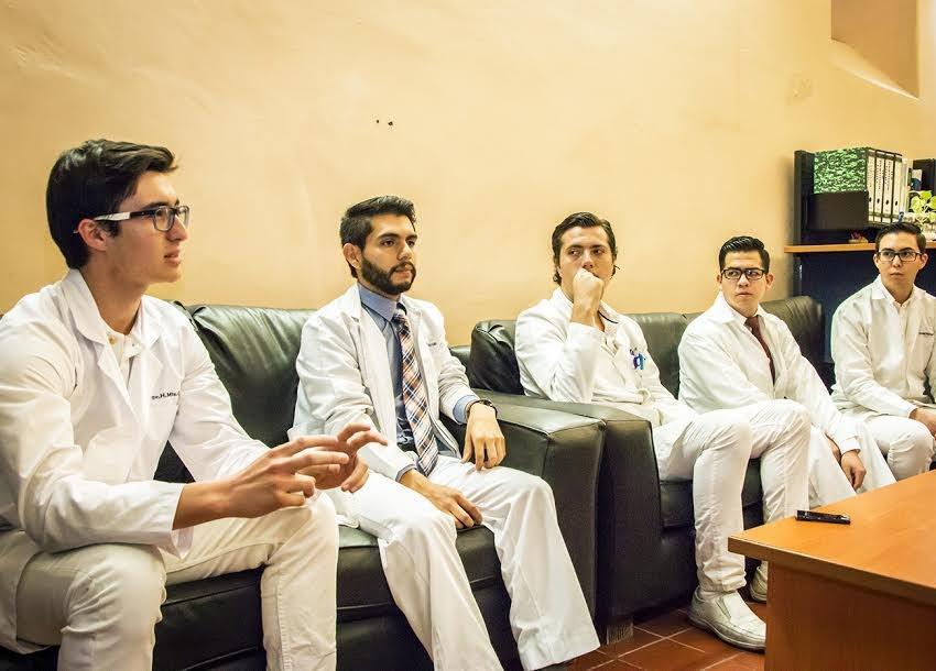 Estudiantes de la UASLP participaran en Concurso Internacional de Conocimientos Médicos