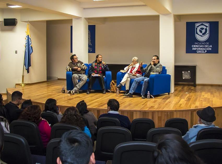 Celebra la Facultad de Ciencias de la Información, Día Nacional del Libro